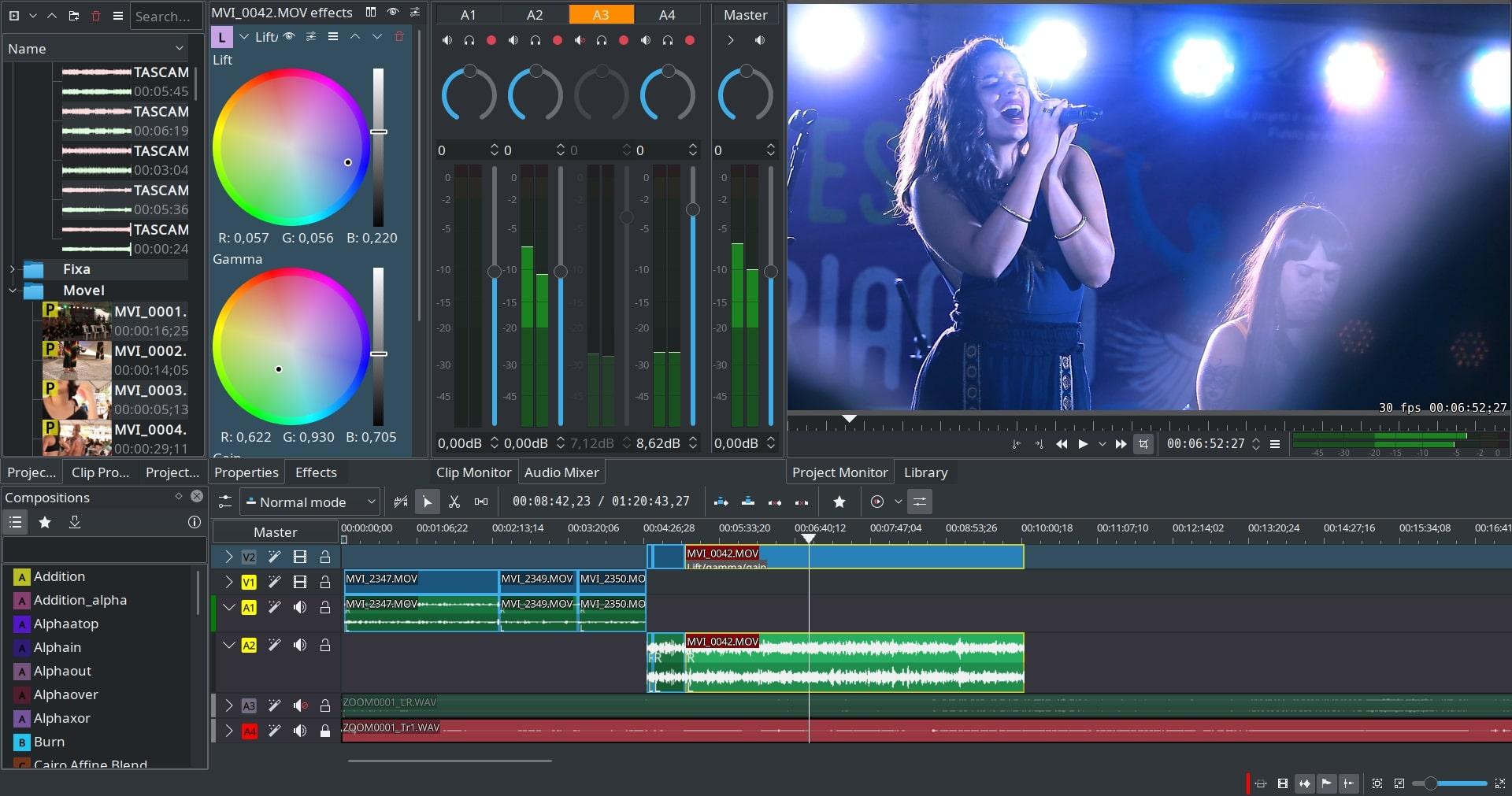 Kdenlive : un logiciel de montage vidéo gratuit et open source - BDM/tools