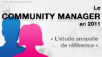 enquete community managers