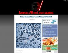 animals with lishtsabers