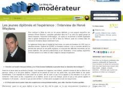 blog du modérateur