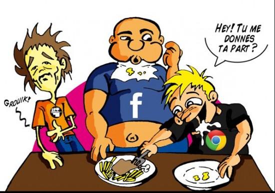 Cantine des réseaux sociaux