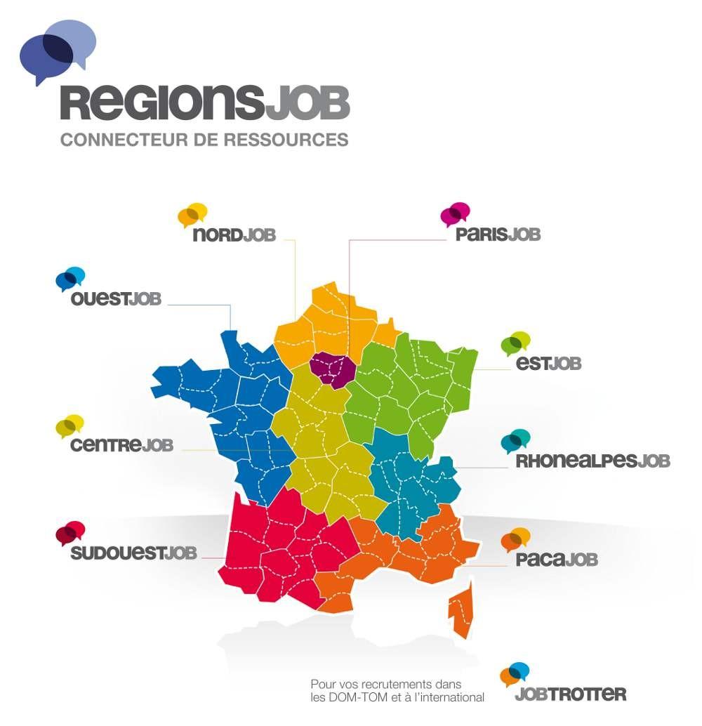 changement d u0026 39 identit u00e9 visuelle pour regionsjob