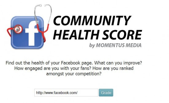 Community Health Score