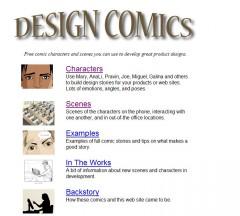 Design Comics
