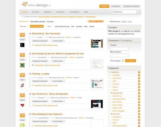 digg design