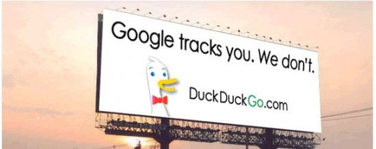 Don't track us