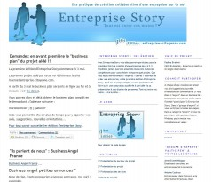 entreprise story