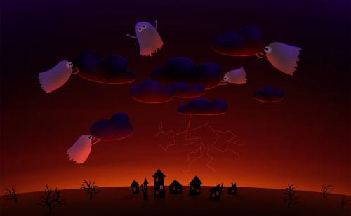 33 fonds d'écran gratuits Halloween