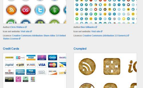 Ultimate   plus 100 000 icônes page