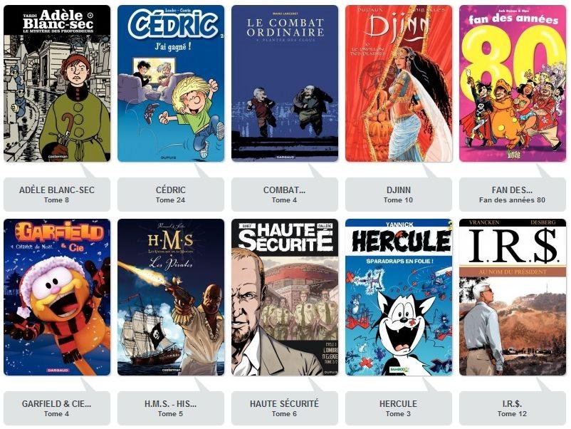 Activitypedia Lire des bandes dessines gratuitement et