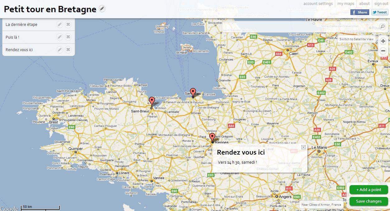 Cr er une carte du monde personnalis e avec mapfaire blog du mod rateur - Creer une carte geographique personnalisee ...