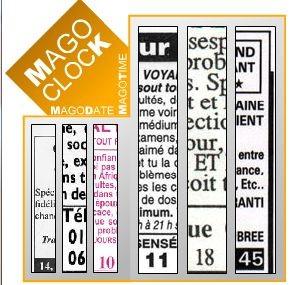 MagoClock