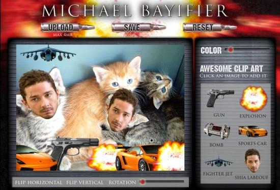 The Michael Bayifier