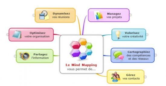 human mapping  outils et place de march u00e9 pour le mind