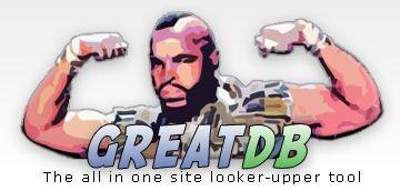 Mister T surveille blogs   GreatDB