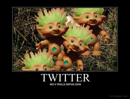 nid à trolls