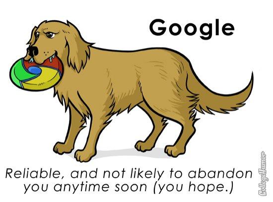 parodie google