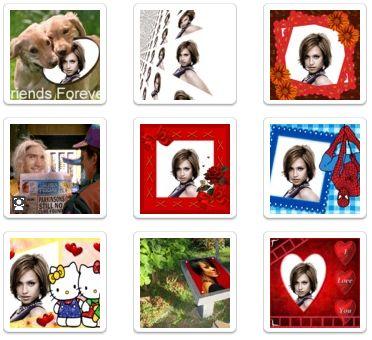 logiciel montage photo pixiz