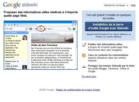 sidewiki