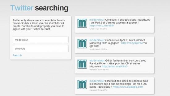 Social Searching