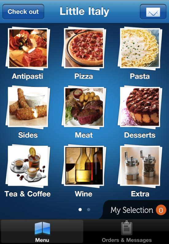 Storific une application pour faciliter sa commande au for Application pour creer sa cuisine