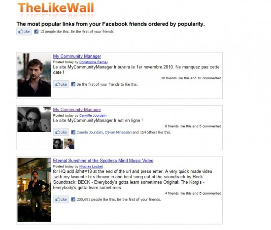 likewall