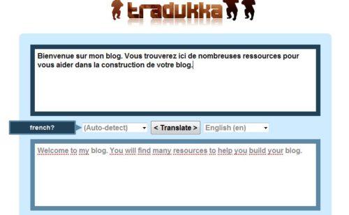 Traduction temps réel – Tradukka