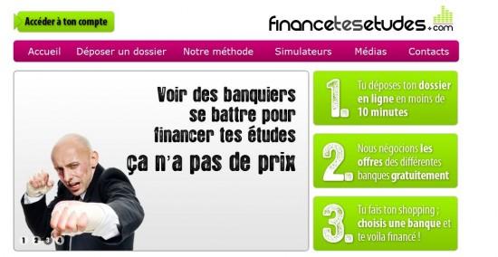 Finance tes études
