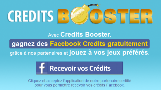 credits booster