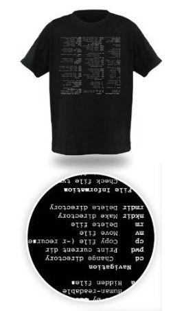 tshirt-linux