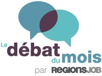 Logo débat du mois