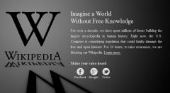 blackout wikipedia