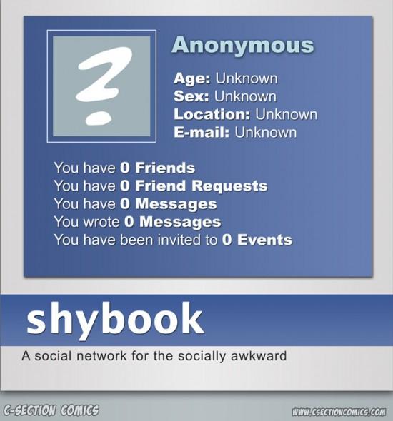 shybook