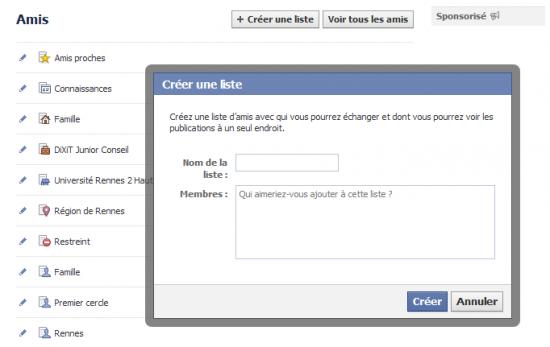 comment mettre quelqu'un en restreint sur facebook