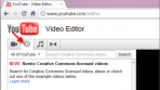 YouTube - editor