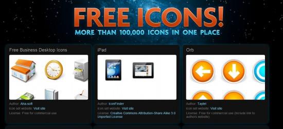 trois sites pour trouver des ic u00f4nes gratuites
