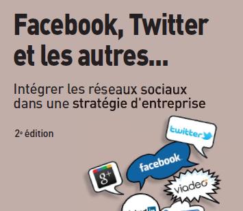 Facebook  Twitter autres… interview David Fayon (+ 2 livres gagner)