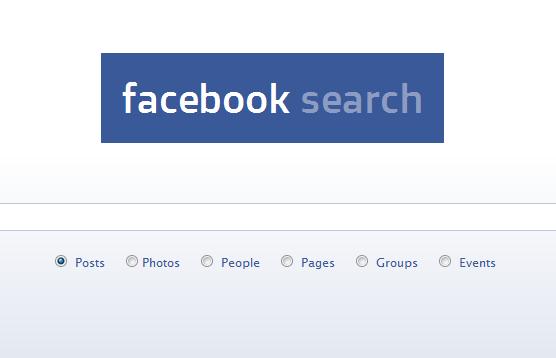 Facebook search un moteur de recherche pour facebook blog du