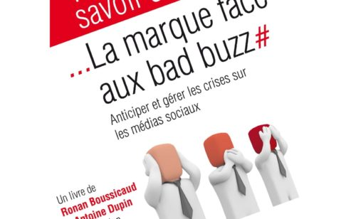 Interview   marque face bad buzz (+ livres gagner)