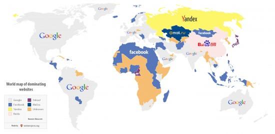 Les sites les plus visit s en france et dans le monde for Sites de cuisine les plus visites