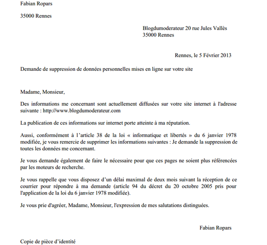 lettre de motivation formation technicien de maintenance