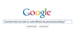 Mémoire : comment faire du web un outil efficace de personal branding ?