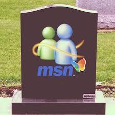 Fin de MSN, l'adieu en vidéo