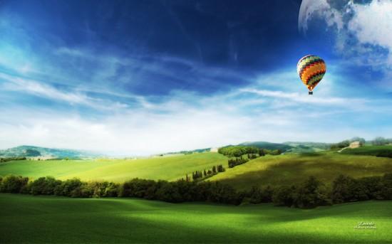 Train Travel Fantasy 4k Hd Desktop Wallpaper For Wide: Fonds D'écran, La Sélection Nature Et Paysages