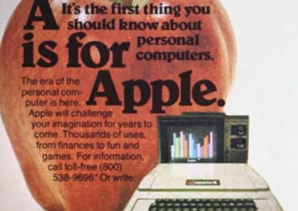 Vidéo   l'histoire d'Apple 1976 jours
