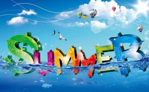 fonds d'écran l'été 2013