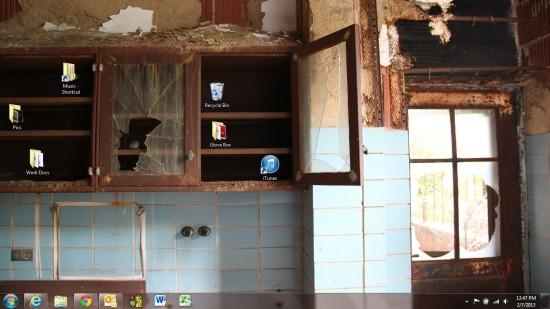 12 bureaux d 39 ordinateur originaux et d cal s blog du mod rateur. Black Bedroom Furniture Sets. Home Design Ideas