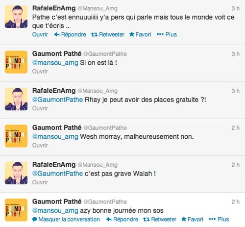 Xavier de Mazenod (@XM) Twitter