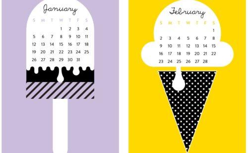Créer calendrier 2014 gratuitement