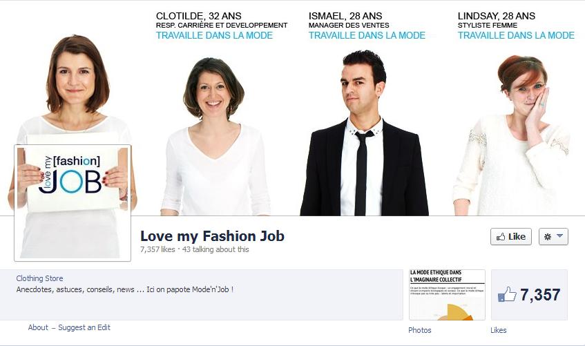 Fashion Job Recrutement